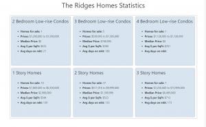 Village Statistics