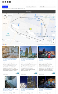 listings and polygon tower Level
