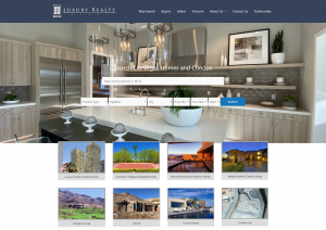 Luxury Realty Group Home Page 2